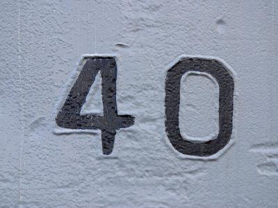 Symbolique du nombre 40