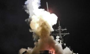 Missiles envoyés depuis les côtes libyennes par les forces alliées