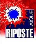 Le logo de riposte laïque